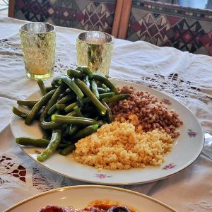 buckwheat and quinoa side dishes