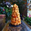 קרוקומבוש - מגדל פחזניות