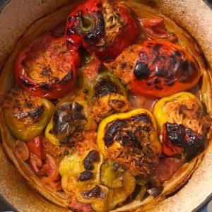 ירקות ממולאים ענת אלשטיין
