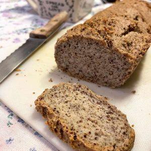 לחם מלא דל פחמימות
